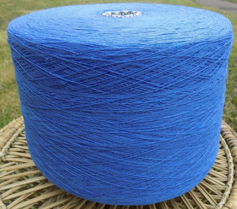 Fusion Knitting Machine Yarn 2/30 1.8 Kilos Acrylic / Cotton ELECTRIC B IND22.07